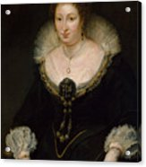 Lady Alethea Talbot, Countess Of Arundel Acrylic Print