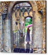 Lady Chapel Acrylic Print