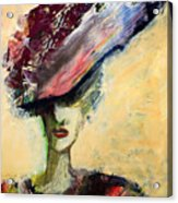 Lady Diana Acrylic Print