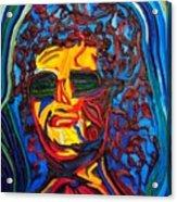 Lady in Sunglasses Acrylic Print