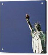 Lady Liberty 5 Acrylic Print