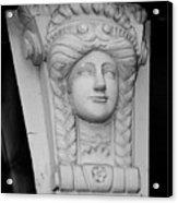 Lady Of The House Athlone Ireland Acrylic Print
