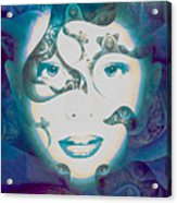 Lady Of The Lake Acrylic Print