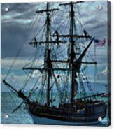Lady Washington-3 Acrylic Print