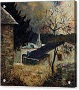 Laforet Ardennes Village  Acrylic Print
