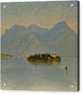 Lago Maggiore. Italy Acrylic Print