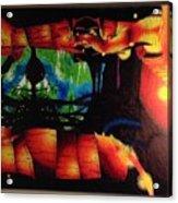 Lagoon Of The Lost Boys Acrylic Print