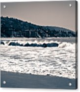 Laguna Beach California Photo Acrylic Print