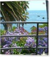 Laguna Beach, Southern California 11 Acrylic Print