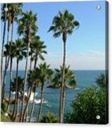 Laguna Beach, Southern California 2 Acrylic Print