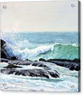Laguna Splash Acrylic Print