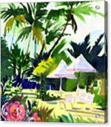 Lahaina Afternoon Acrylic Print