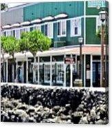 Lahaina Center on Front Street Acrylic Print