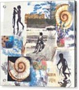 Lajolla Acrylic Print