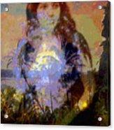 Laka Hula Akua Acrylic Print