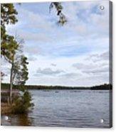 Lake 395 Acrylic Print
