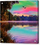Lake 5 Acrylic Print