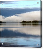 Lake Cobb'see Acrylic Print by Dana Patterson
