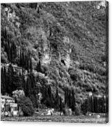 Lake Como 15b Acrylic Print