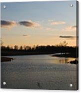 Lake Cumberland County Tennessee Acrylic Print