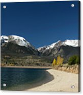 Lake Dillon Colorado Acrylic Print