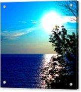 Lake Front Acrylic Print