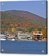 Lake George  13  Acrylic Print