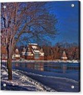 Lake Harriet Bandshell Acrylic Print