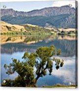 Lake Hayes New Zealand Acrylic Print
