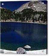 Lake Helen Lassen  Acrylic Print