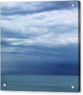 Lake Huron Colors 5 Acrylic Print