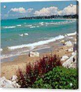 Lake Huron Ontario Acrylic Print