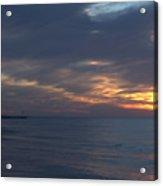 Lake Huron Sheen Acrylic Print