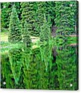 Lake Irene 12-1 Acrylic Print