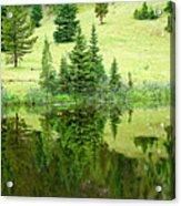 Lake Irene 12-2 Acrylic Print
