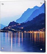 Lake Iseo - Italy Acrylic Print