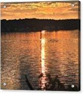 Lake James Acrylic Print