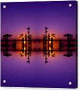 Lake Martin Sunset No.88 Acrylic Print