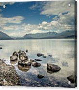 Lake Mcdonald - Glacier National Park Acrylic Print