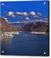 Lake Mead Acrylic Print