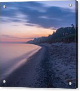 Lake Michigan Morning 2 Acrylic Print