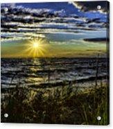 Lake Michigan Sunset Muskegon Photograph By Nick Zelinsky