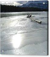 Lake Miniwanka Acrylic Print