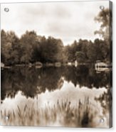 Lake Morris Acrylic Print