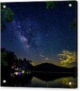 Lake Of Stars Acrylic Print