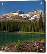 Lake O'hara, Yoho National Park Acrylic Print
