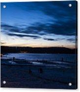 Lake Payette Acrylic Print