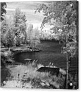 Lake Pend D'oreille Acrylic Print