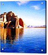 Lake Powell Acrylic Print