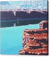 Lake Powell Overlook Acrylic Print